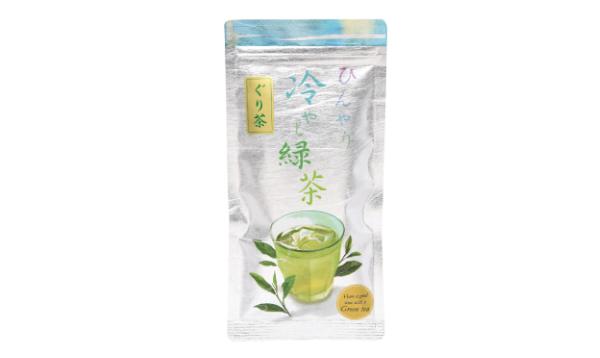 ひんやり冷やし緑茶(ぐり茶)