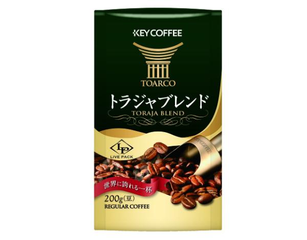 キーコーヒー LP トラジャブレンド