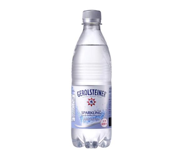 GEROLSTEINER天然炭酸水(サッポロ)
