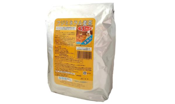 フジミネラル麦茶(石垣食品)