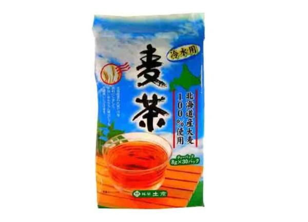 北海道産麦茶ティーパック(土倉)