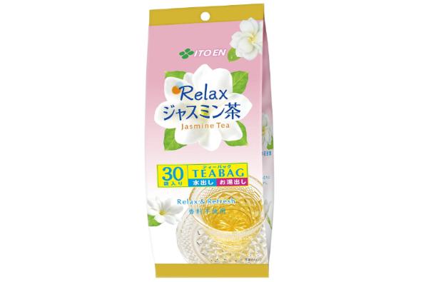 Relax ジャスミン茶 ティーバッグ(伊藤園)