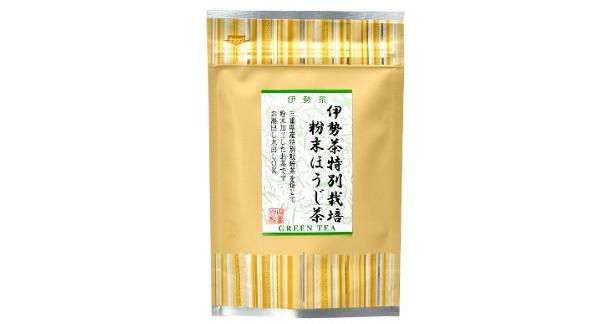 特別栽培無農薬粉末ほうじ茶(丸中製茶)